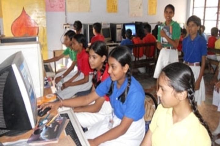 Gramyanchal PublicSenior Secondary  School-IT Lab