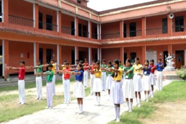 Gramyanchal Public Senior Secondary  School-Students