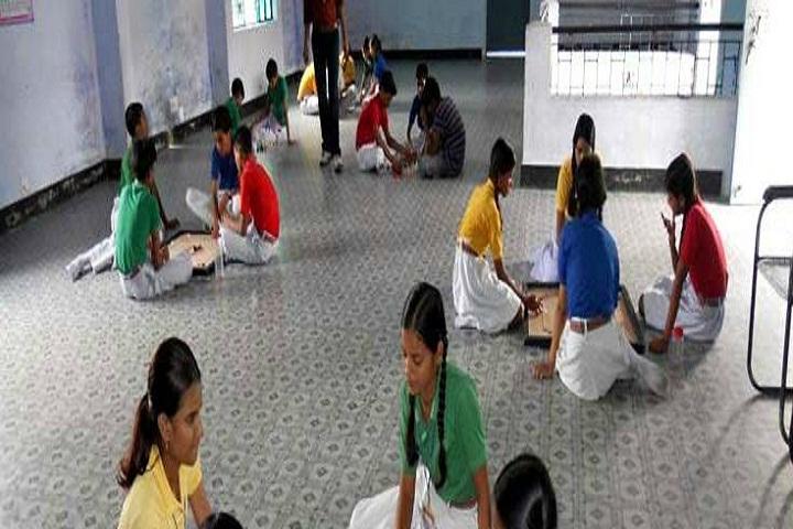 Gramyanchal Public Senior Secondary School-Indoor Games