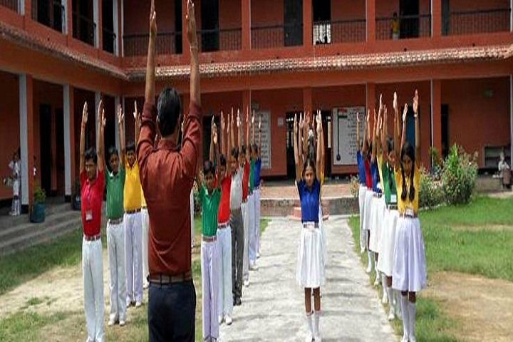 Gramyanchal Public Senior Secondary School-Yoga
