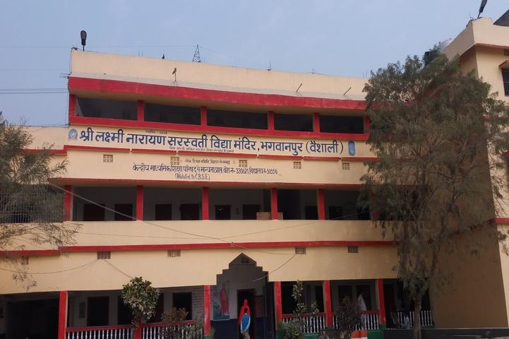 Shri Lakshmi Narayan Saraswati Vidya Mandir-Campus View