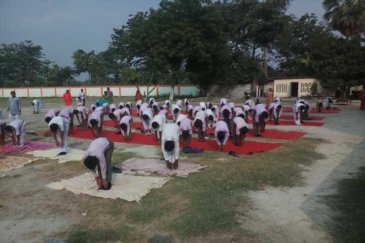 Shri Lakshmi Narayan Saraswati Vidya Mandir-Physical Education