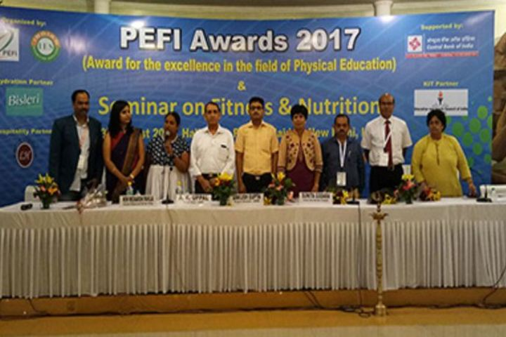 Great Columbus School-PEFI Awards