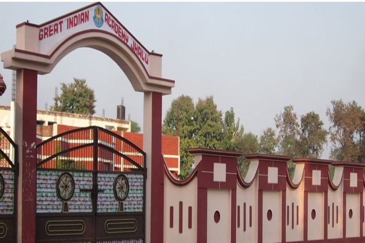 Great Indian Academy-Campus Entrance view