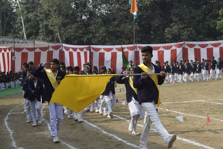 Great Indian Academy-Sports day