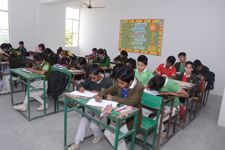 Greater Heights Public School-Classroom