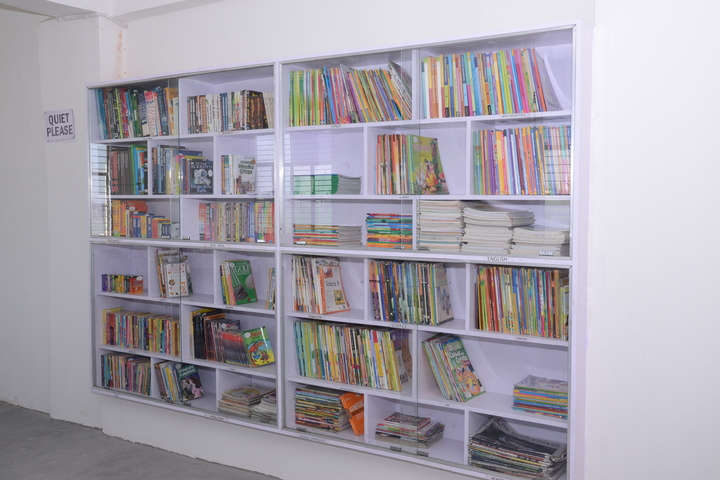 Greater Heights Public School-Library
