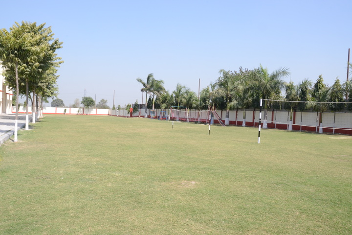 Greater Heights Public School-Play ground