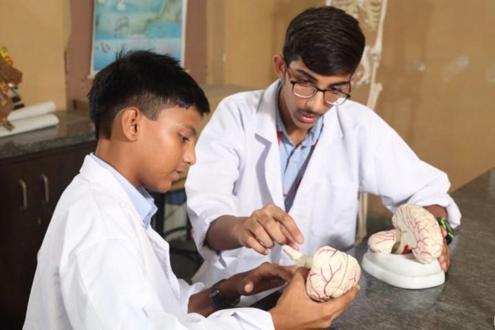 Greater Valley School-Laboratory
