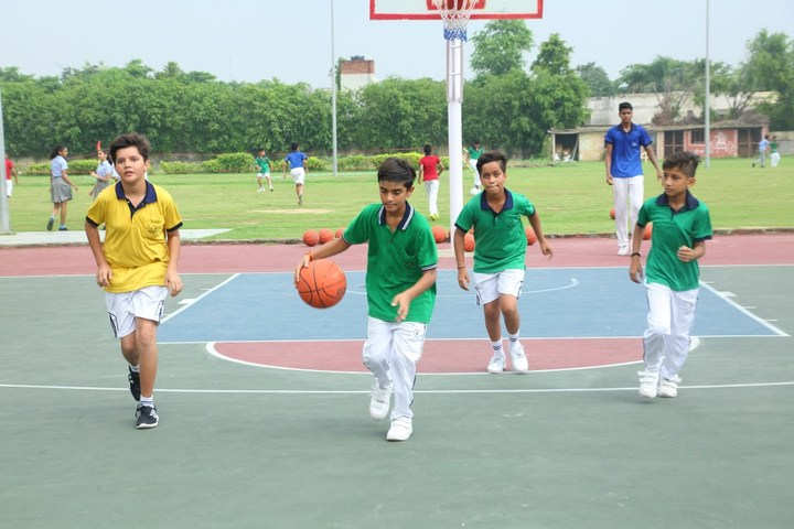 Greater Valley School-Sports