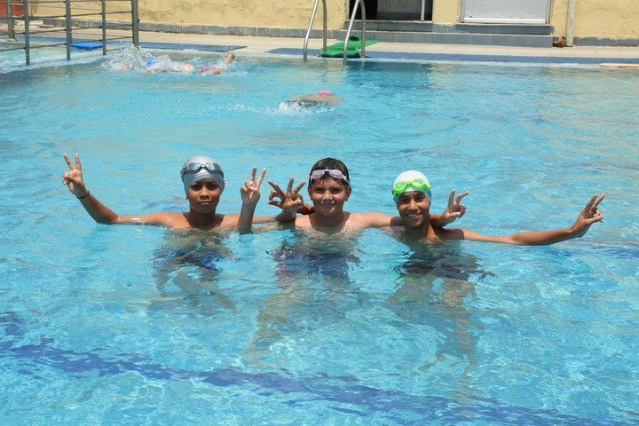Greater Valley School-Swimming pool