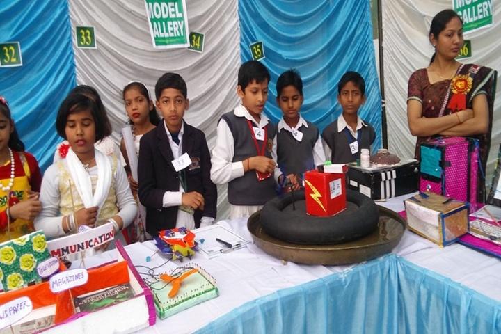 Green Field Academy-School Exhibition