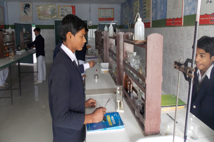 Green Field Academy-Laboratory