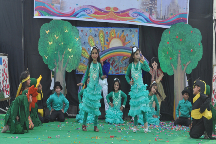Green Lawns School-Events
