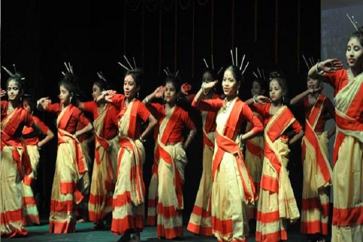 Green Valley English School-Dance
