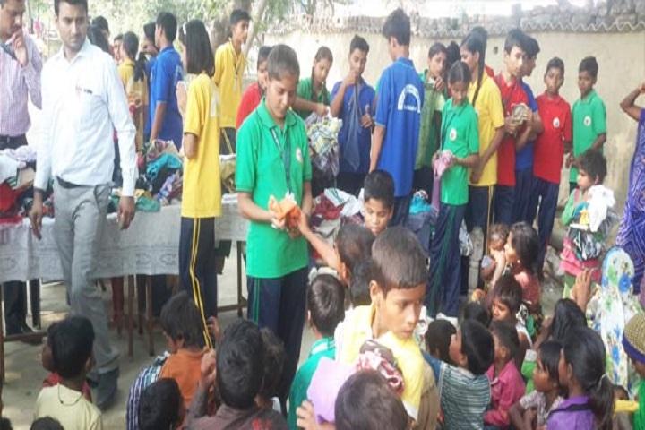 Green Valley English School-Social Work