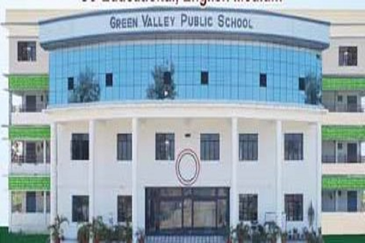 Green Valley Public School-Campus
