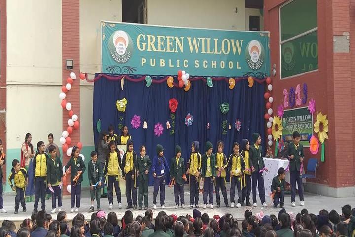 Green Willow Public School-Annual day