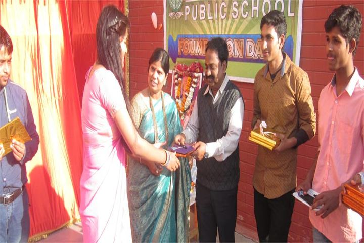 Green Willow Public School-Foundation day