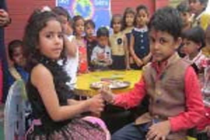 Green Willow Public School-Rakshabandhan Celebration