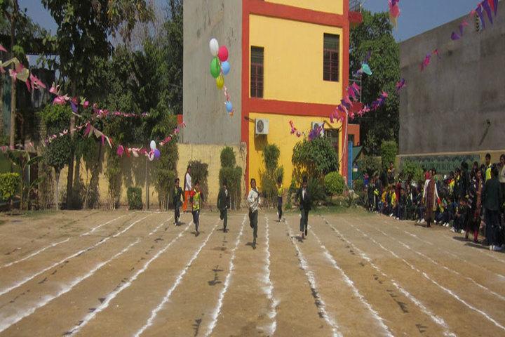 Green Willow Public School-Running