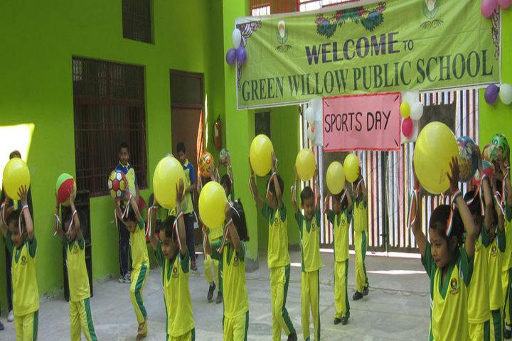 Green Willow Public School-Sports day 1