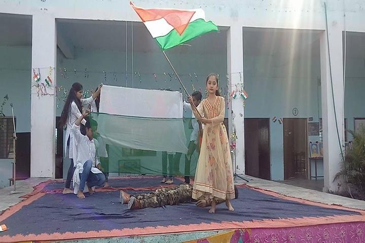 Guru Harkrishan Education Institute-Republic Day