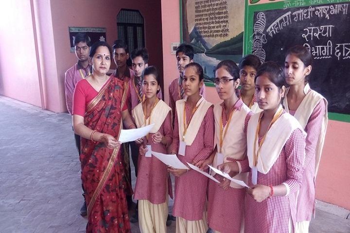 Guru Nanak Convent Senior Secondary School-Activity