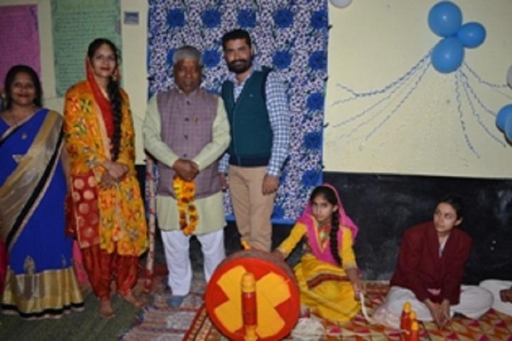 Guru Nanak Convent Senior Secondary School-Exhibition