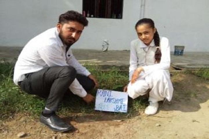 Guru Nanak Convent Senior Secondary School-Plantation day