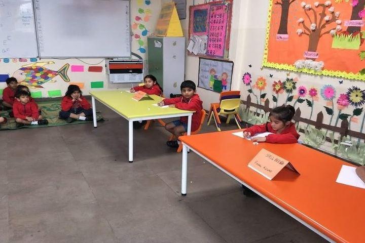 Delhi Public School-Spell Bee