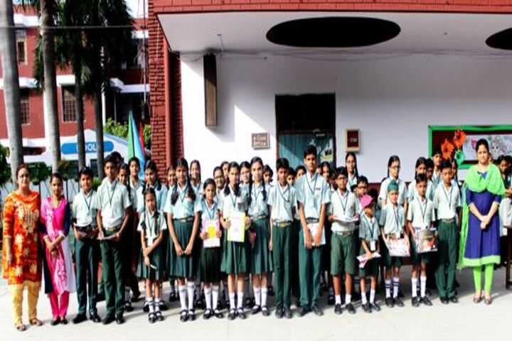 Guru Nanak Public Senior Secondary School-Art and Craft