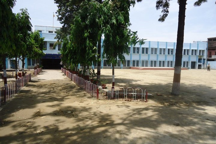 Guru Tegh Bahadur Public School-Campus