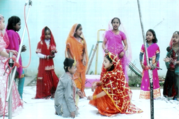 Gurukul Convent School-Events