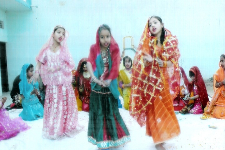 Gurukul Convent School-Dance