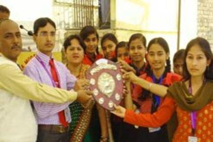 Sinha Model High School-Awards