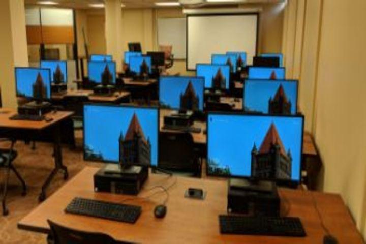 Sinha Model High School-Computer Lab