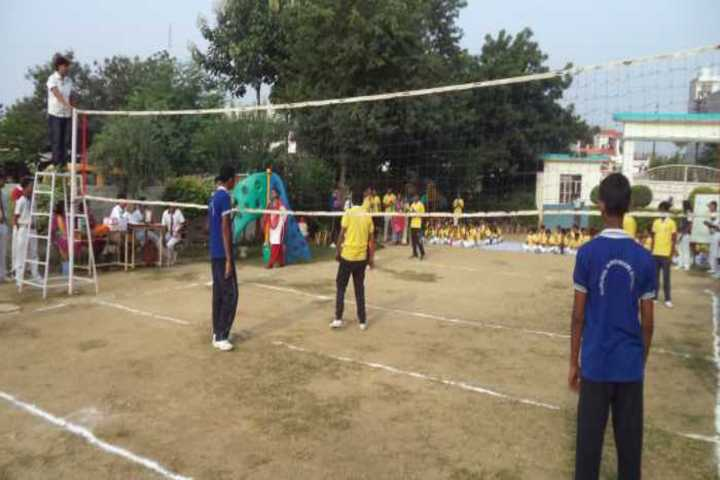 Gurukul Montessori School-Sports