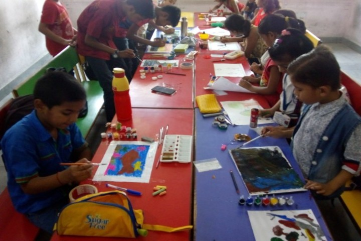 Gurukul Montessori School-Summer Camp