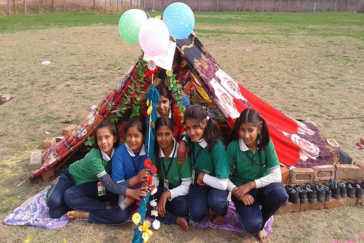 Gurukul Public School-Trip