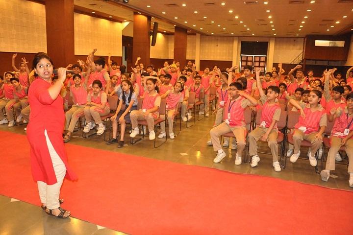 Gurukul The School-Auditorium