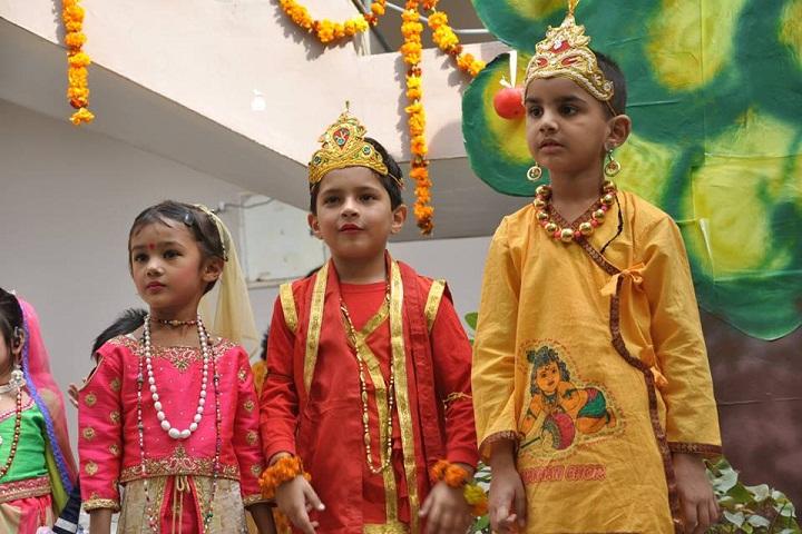 Gurukul The School-Festival Celebration