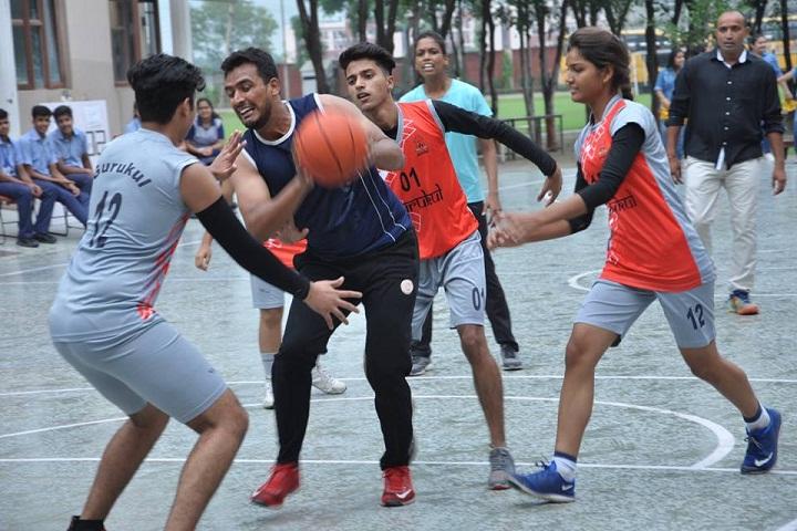 Gurukul The School-Games