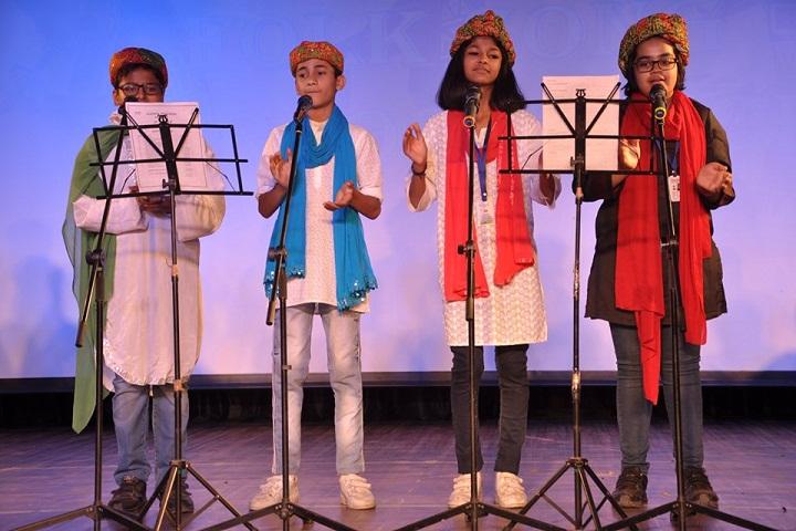 Gurukul The School-Singing