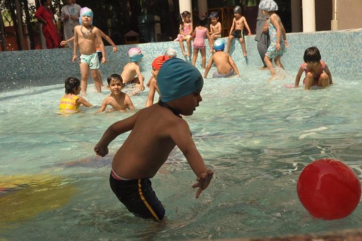Gurukul The School-Swimming Pool