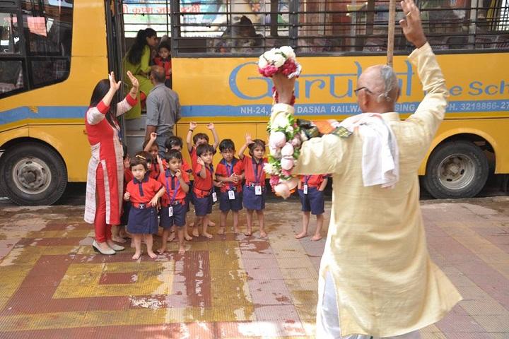 Gurukul The School-Transport