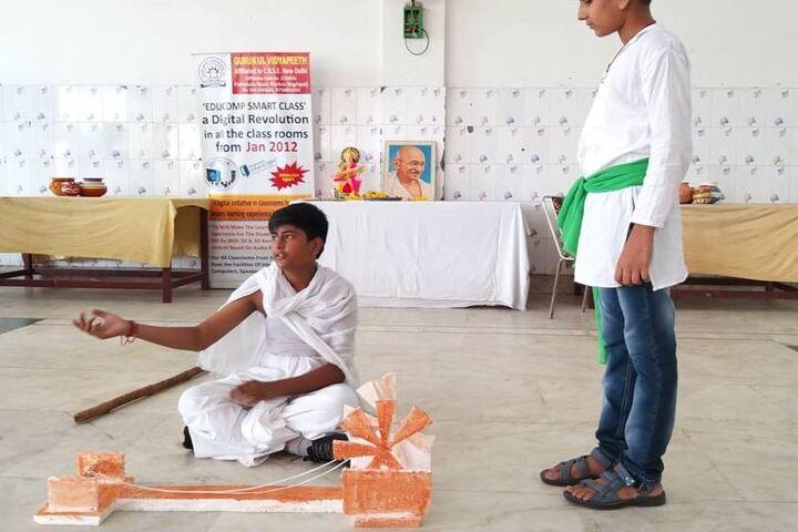 Gurukul Vidyapeeth-Drama