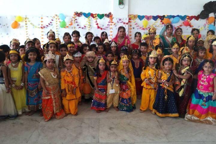 Gurukul Vidyapeeth-Festival Celebration