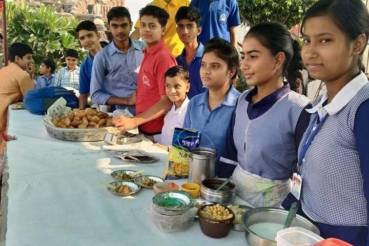 Gurukul Vidyapeeth-Food Fest