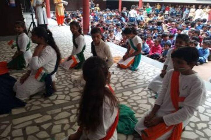 Gurukul Vidyapeeth-Independence Day Celebration